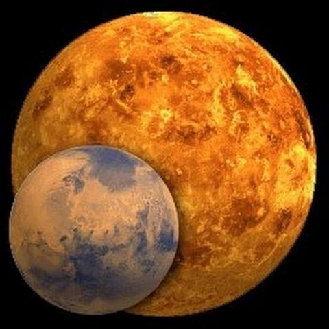 Соединение марс венера секс